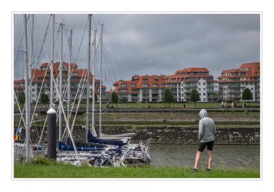 Jachthaven, Nieuwpoort-Bad